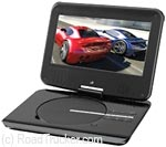 "9"" TFT Portable DVD Player PD901B"