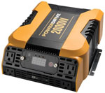 2000 Watt Inverter w/ 4 AC, 2 USB & APP Interface