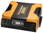 3000 Watt Inverter w/ 4 AC, USB 2.4 & USB-C 3.0