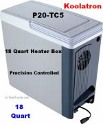 Koolatron Precision heat Control 18 Quart