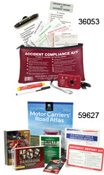 Truck Driver Accident Compliance & Essentials Safety Kit