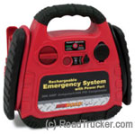 Rechargeable Emergency System - 10% Off